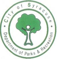 City of Syracuse Department of Parks and Recreation, Forestry Page