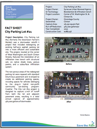 City Lot #21 Project Overview (PDF)