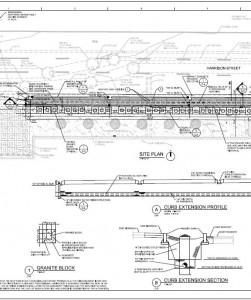 Harrison Street Project Plans (PDF)