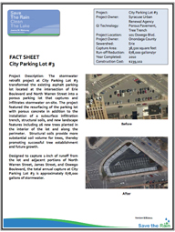 City Lot #3 Project Overview