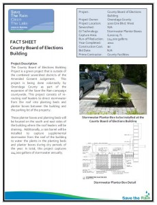 County Board of Elections Fact Sheet (PDF)