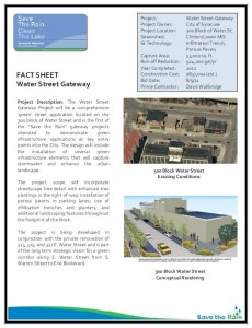 Water Street Gateway Project Overview (PDF)