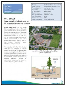 SCSD Dr. Weeks Elementary Project Overview (PDF)