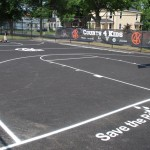 Skiddy Park Porous Basketball Courts (photo)