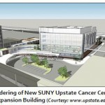 SUNY Upstate Cancer Center (rendering)