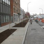 Water Street Gateway - Porous Pavers & Tree Trenches (photo)