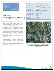 Greening the Gray Basin 045 Project Overview