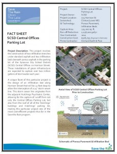 SCSD Central Offices Parking Lot Fact Sheet (PDF)