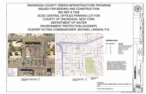 SCSD Central Offices Parking Lot Project Plans (PDF)
