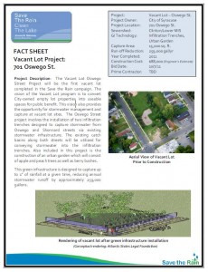 Vacant Lot Oswego St Project Overview (PDF)