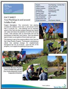 Schiller Park Fact Sheet