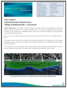 Baldwinsville Lock Street Fact Sheet