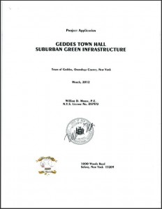 Geddes Town Hall Application (PDF)