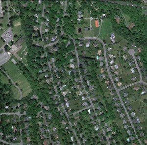 Town of Manlius - Muirfield Drainage District - Aerial Image