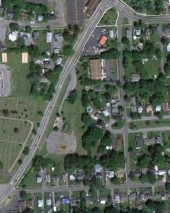 North Syracuse Centerville Park - Aerial Image