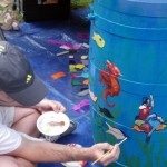 Community Art Gallery / Rain Barrel workshop