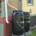 Rain Barrel Demonstration