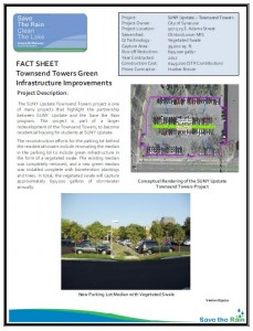 Townsend Towers Fact Sheet (PDF)