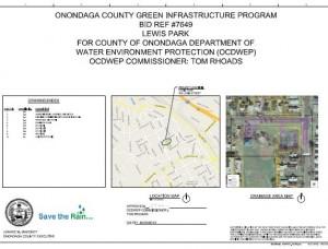 Lewis Park Project Plans (PDF)