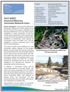 RG Zoo Wetland Fact Sheet Q2 2013
