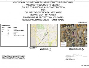 Westcott Community Center Project Plans (PDF)
