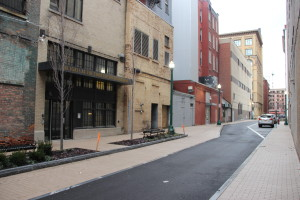 Bank Alley After