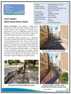 Bank Alley Fact Sheet