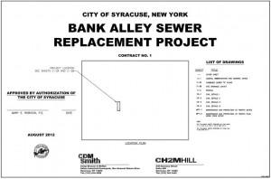 Bank Alley Plans (PDF)