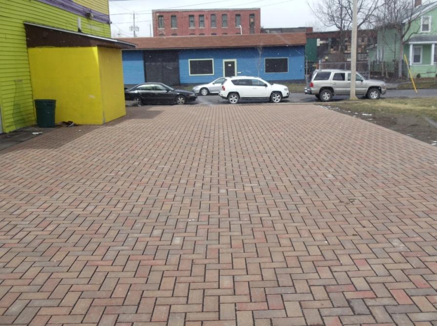 GIF - Consuelas Taqueria - porous pavers