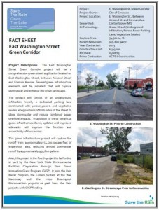 E Washington Street Fact Sheet (PDF)