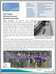 Richmond Ave Road Recon Fact Sheet (PDF)