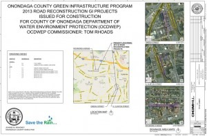 Road Reconstruction Project Plans (PDF)