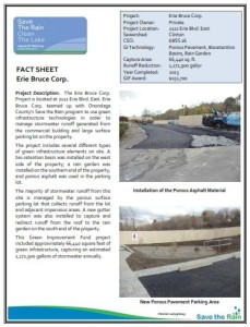 GIF Erie Bruce Corp Fact Sheet