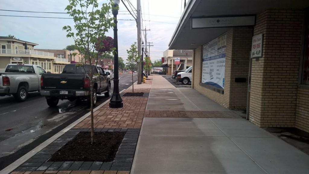 North Syracuse Streetscape