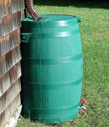 STR Rain Barrel