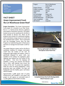 GIF Ralin Warehouse Fact Sheet