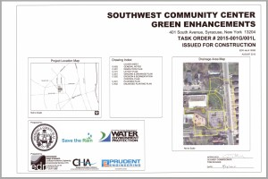 Southwest Community Center Project Plans (PDF)