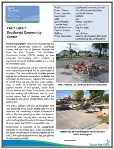 SWCC Fact Sheet
