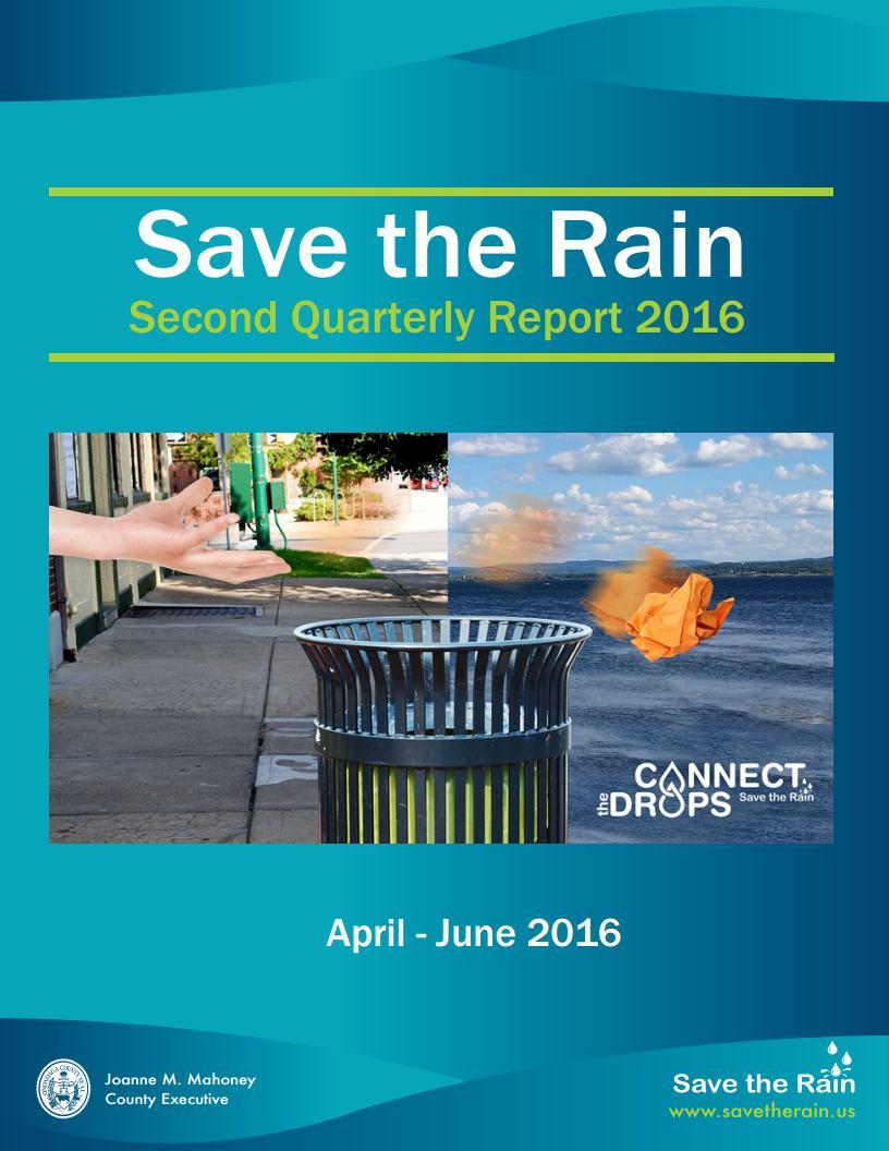 2016 Q2 STR Quarterly Report Cover