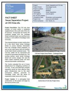 CSO061 Fact Sheet