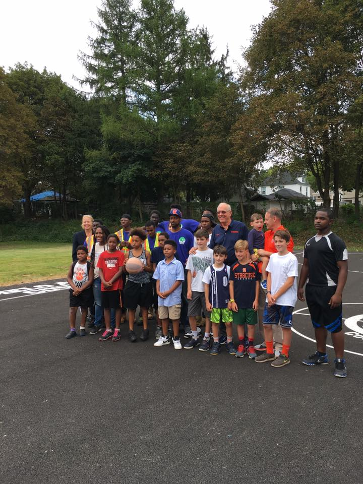 Courts 4 Kids at McKinley Park