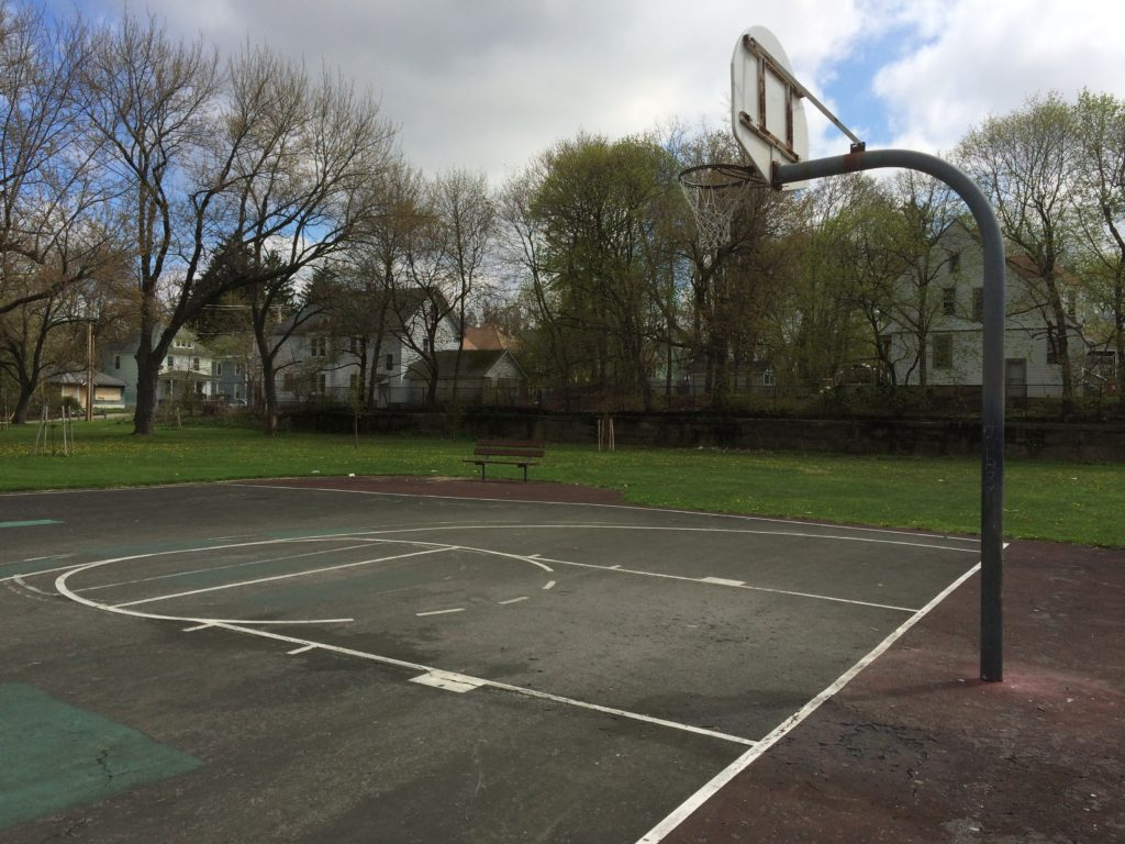 Green Park McKinley Park Basketball