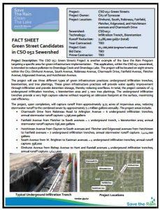 CSO 052 Fact Sheet