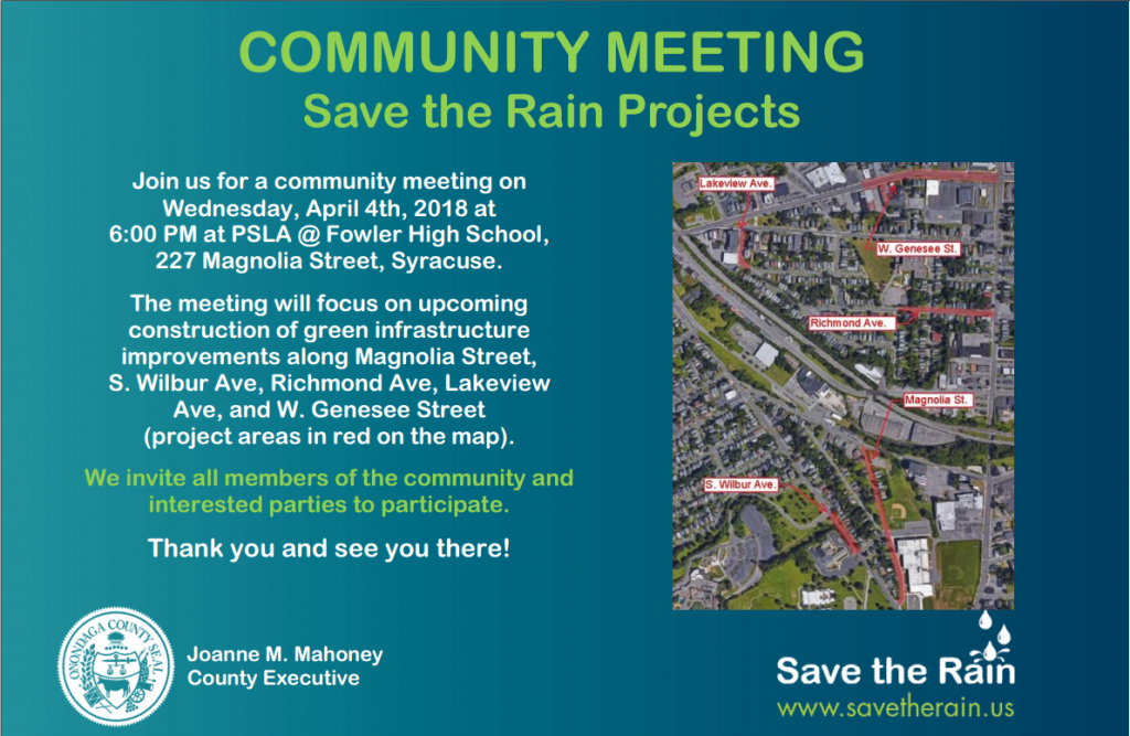 HB Green Streets Meeting 4-4-18